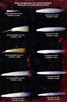 Cometas A Lo Largo De La Historia Ventanas Al Universo