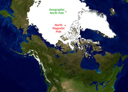 Did you know that the Earth's <a
