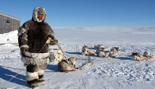 Inuit culture traditions and history windows to the for Alaskan cuisine history