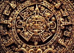 Tonatiuh, Aztec Sun God