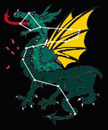 draco the dragon myth