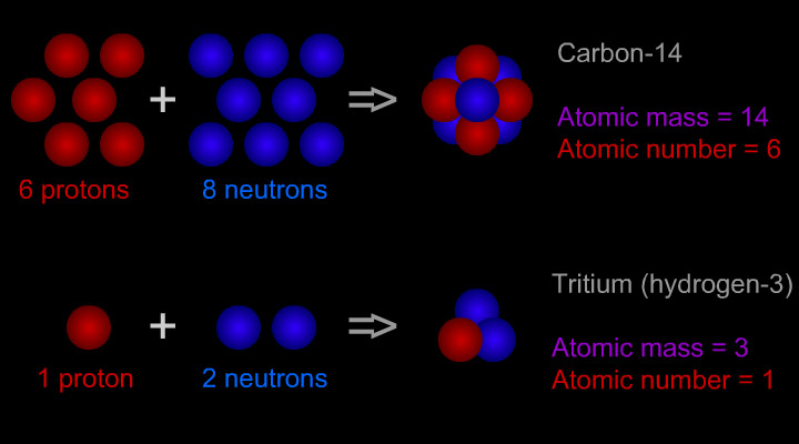 how to find atomic mass of carbon