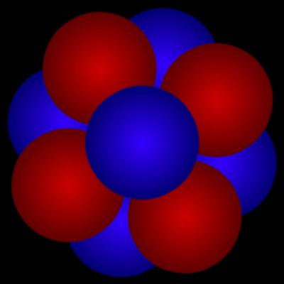 Atomic nucleus #