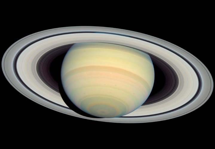 hubble images of saturn - photo #18
