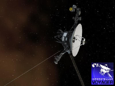 "According to <a href=""http://www.jpl.nasa.gov/news/news.php?release=2013-277"">NASA scientists</a>, the Voyager 1 spacecraft entered interstellar space in August 2012, becoming the first spacecraft to leave the <a href=""/our_solar_system/solar_system.html&edu=elem"">solar system</a>. The space probe is about 19 billion km from the <a href=""/sun/sun.html&edu=elem"">Sun</a>.  <a href=""/space_missions/voyager.html&edu=elem"">Voyager 1 and 2</a> were launched in 1977 on a <a href=""/space_missions/voyager.html&edu=elem"">mission</a> that flew them both by <a href=""/jupiter/jupiter.html&edu=elem"">Jupiter</a> and <a href=""/saturn/saturn.html&edu=elem"">Saturn</a>, with Voyager 2 continuing to <a href=""/uranus/uranus.html&edu=elem"">Uranus</a> and <a href=""/neptune/neptune.html&edu=elem"">Neptune</a>. Voyager 2 is the longest continuously operated spacecraft. It is about 15 billion km away from the <a href=""/sun/sun.html&edu=elem"">Sun</a>.<p><small><em>Image courtesy of NASA</em></small></p>"