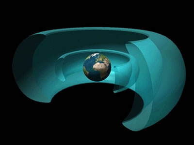 This is an artist's conception of the