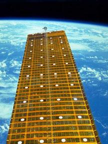 ranger spacecraft solar panels - photo #7