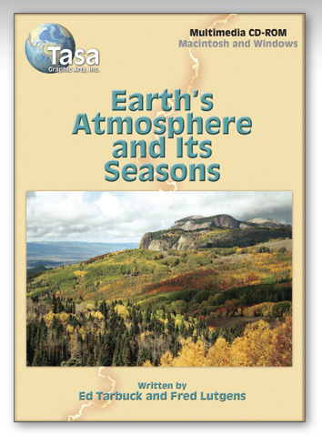 Earth's Atmosphere and Its Seasons Version 1.1