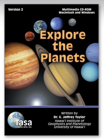 Explore the Planets Version 2.1