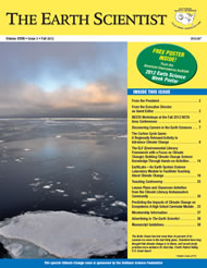 The Earth Scientist, Volume XXVIII, Issue 3, Fall 2012