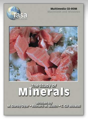 The Study of Minerals Version 1.8