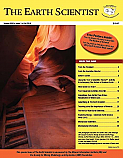 The Earth Scientist, Volume XXVI, Issue 3, Fall 2010