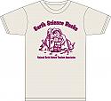 """""""Earth Science Rocks!"""" NESTA T-shirt"""