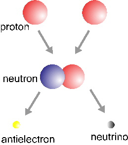 The Hydrogen Fusion Process