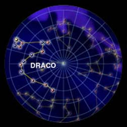 Constellations: Draco the Dragon