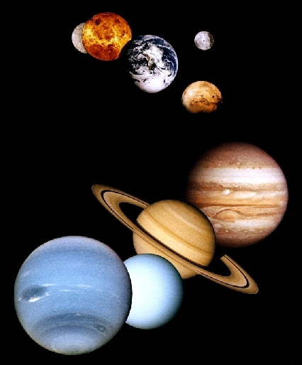 planets in the universe - photo #43